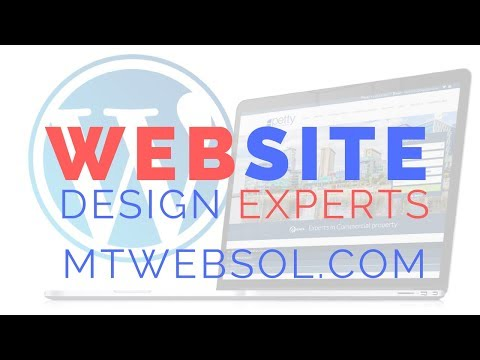 Best WordPress Website Development Service by MT Web Sol
