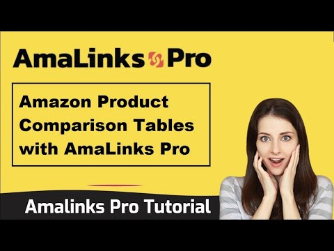 AmaLinks Pro Full Demo Tutorial | Best Amazon Affiliate Plugin with Table