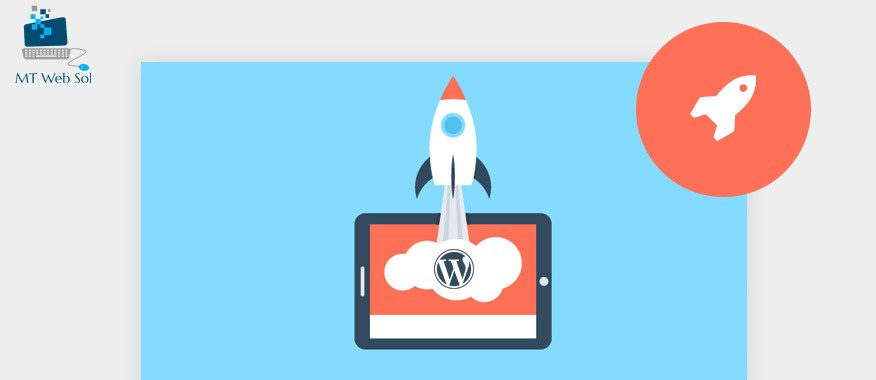 How To Get WordPress Speed Optimization Service by MT Web Sol?
