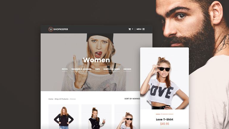 Top 5 Best eCommerce | WooCommerce Themes for WordPress in 2020