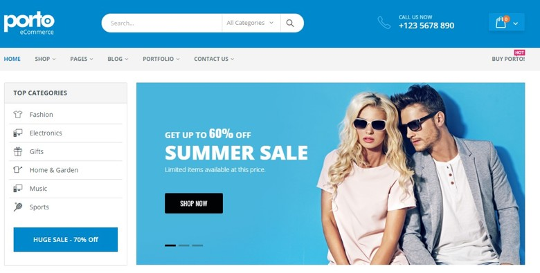 Top 5 Best eCommerce | WooCommerce Themes for WordPress in 2018