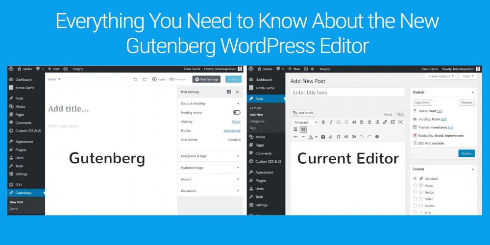 Gutenberg Block Editor for WordPress New Features & Ease of Use
