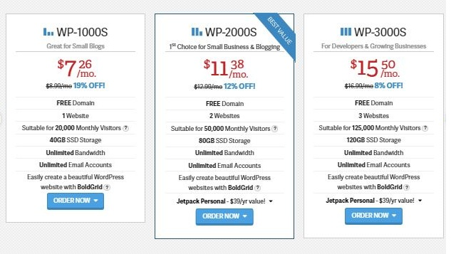 best managed wordpress woocommerce web hosting inmotion package details mt web sol