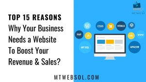 Top 15 Reasons, Why You Need a Business Website in 2019?