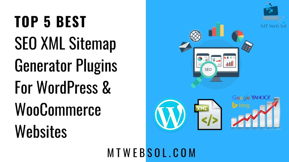 Top 5 Best SEO XML Sitemap Generator Plugins for WordPress Sites