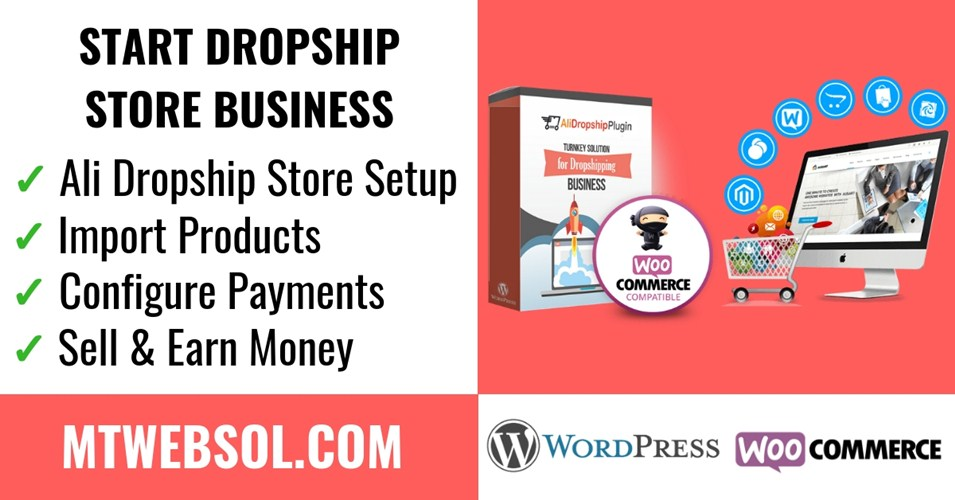 How to Start a Dropship Store Business with WordPress AliDropShip Plugin?