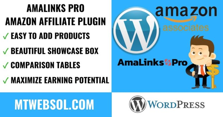[Review] AmaLinks Pro Table Builder for WordPress [Ultimate Amazon Affiliate Plugin]